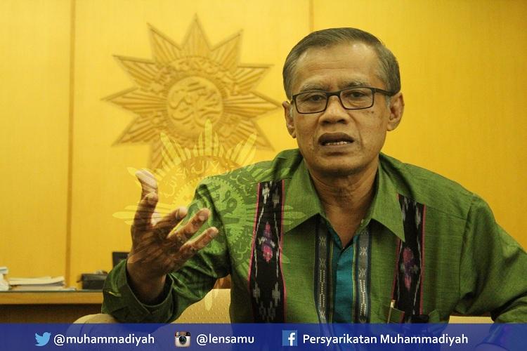 Ketua Umum PP Muhammadiyah: 71 Tahun Kemerdekaan Indonesia, Saatnya Bebas dari Segala Penjajahan Baru
