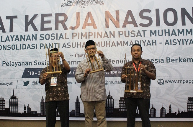 Bagi Muhammadiyah, Pelayanan Sosial Bukan Sekedar Tugas Rutin