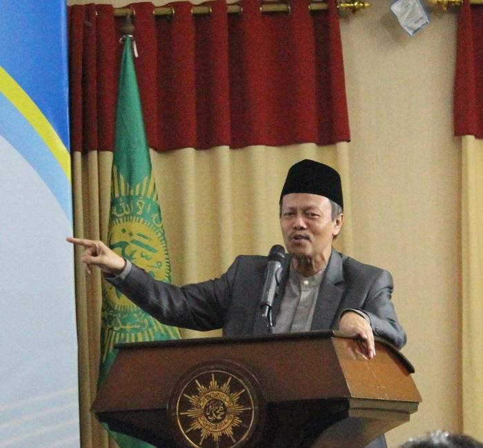 Ini Empat Langkah Memperkuat Ukhuwah Umat Islam Versi Yunahar Ilyas