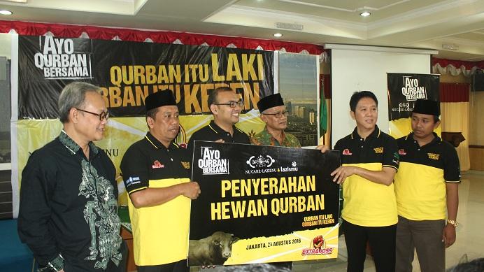 Muhammadiyah dan NU Kolaborasi dalam Filantropi