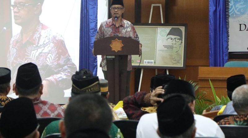 Haedar Nashir: Muhammadiyah Harus Melampaui Dunia Digital