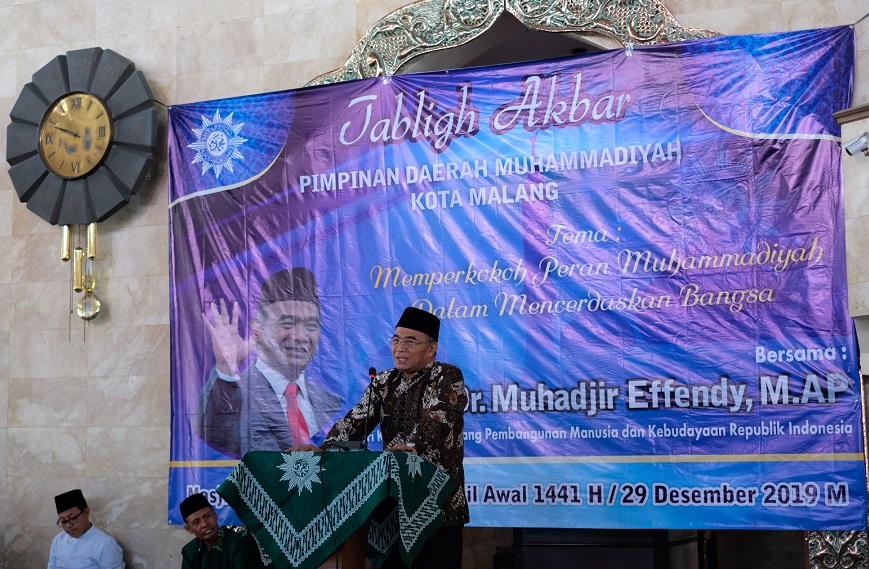 Muhammadiyah Ikut Mencerdaskan Ekonomi Bangsa