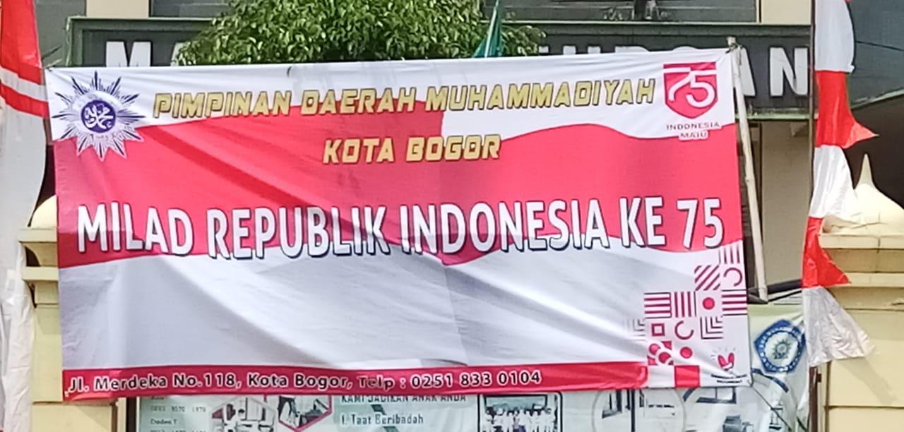 Refleksi Milad RI Ke-75 Tahun Indonesia Merdeka: Aku Cinta Indonesia